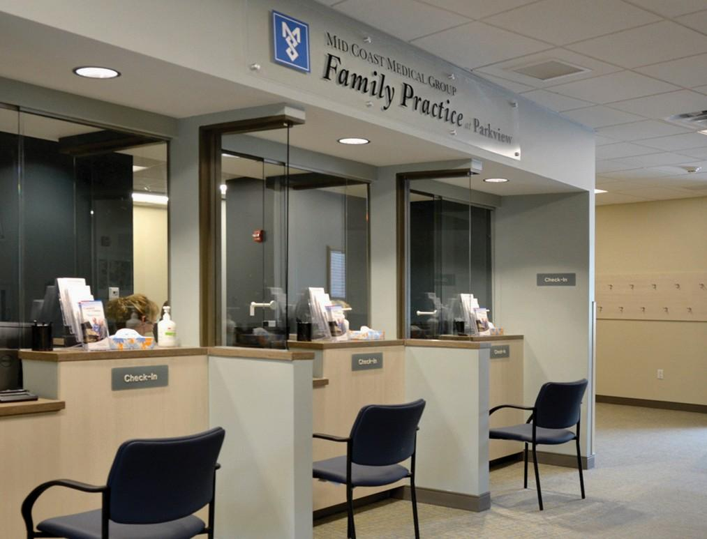The merger of Mid Coast-Parkview Health and MaineHealth requires state and federal regulatory approval.