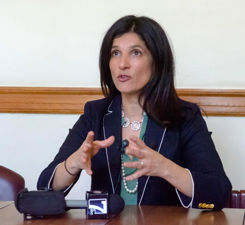 Emilys List Endorsements 2020.Endorsements Of Sara Gideon Highlight Issue Of Reproductive