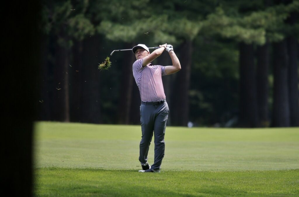 Maine Am: Anderson takes six-shot lead into final round