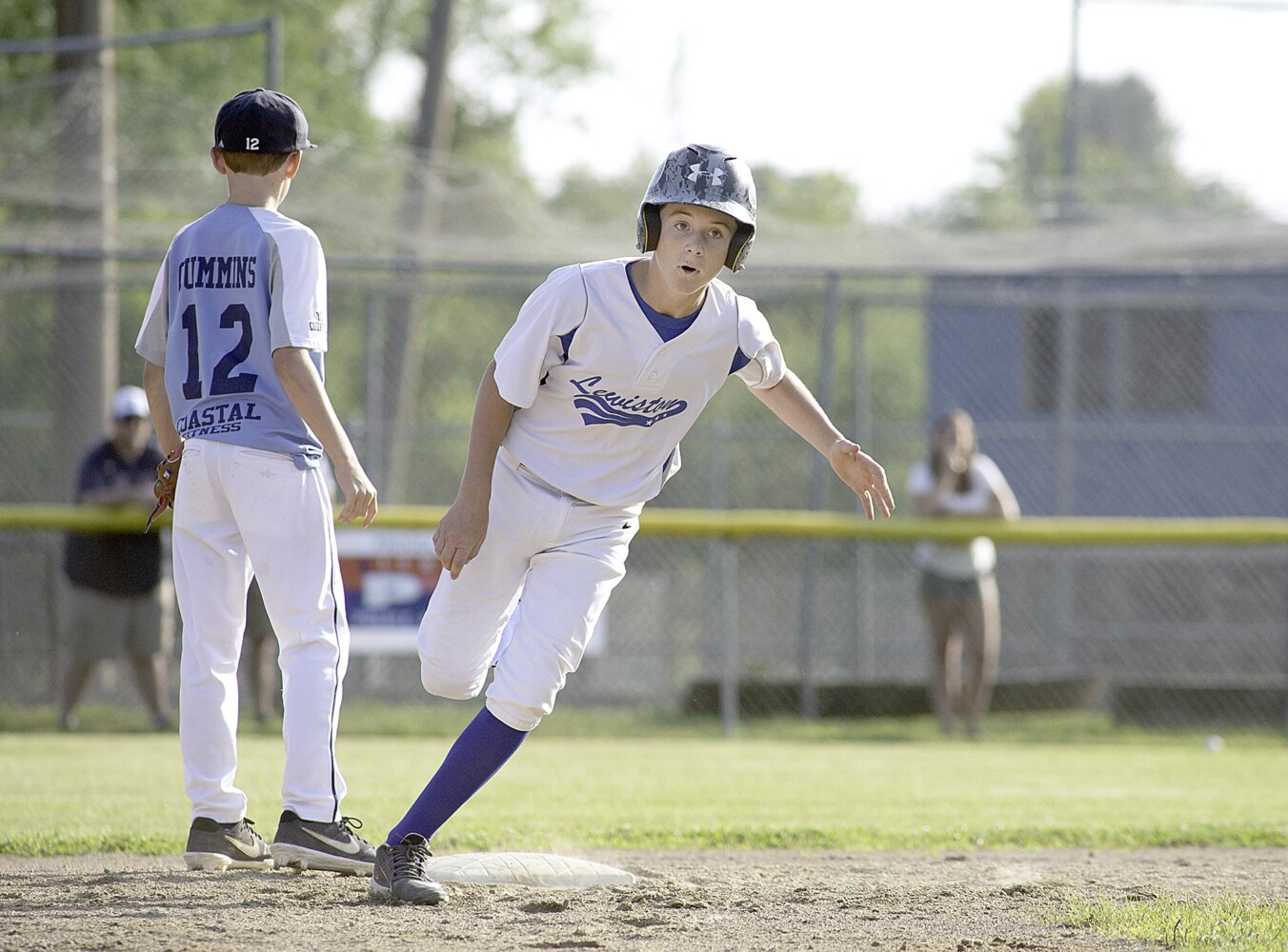 Little League: Lewiston stays alive in state tournament with