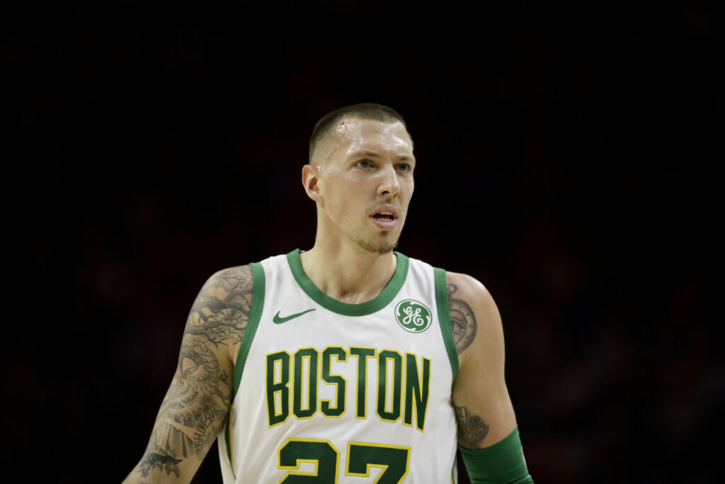 Daniel Theis and the Boston Celtics have reportedly agreed to a two-year, $10 million deal.