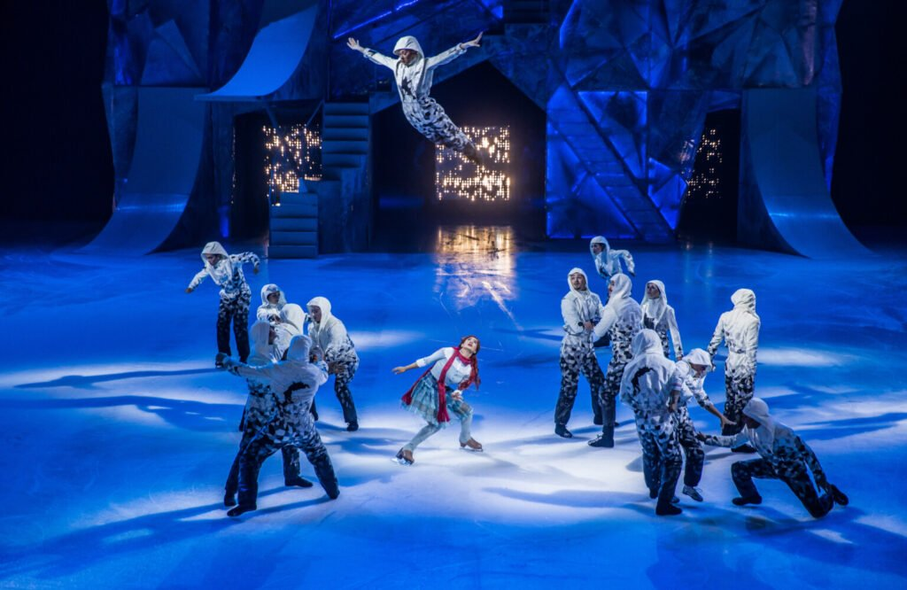 Cirque du Soleil Crystal, featuring acrobats, jugglers and skaters, will be at Cross Insurance Arena in Portland Aug. 7-11