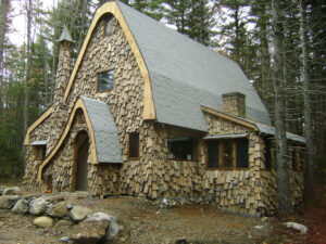 Once upon a time, there was a builder in Boothbay