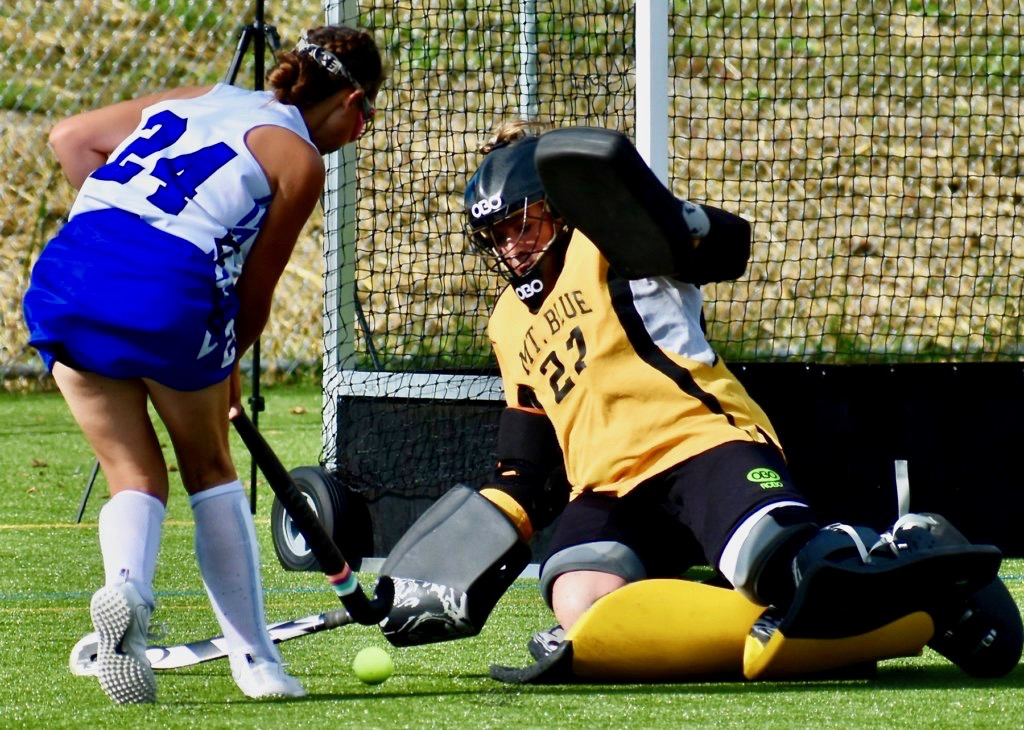 Field hockey: Mt  Blue's Bolduc bound for Division I