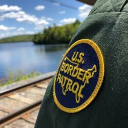 Two New Faces Mark a First for the Rangeley Border Patrol