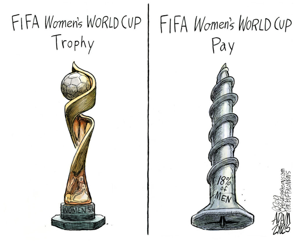 Women's World Cup: July 11, 2019