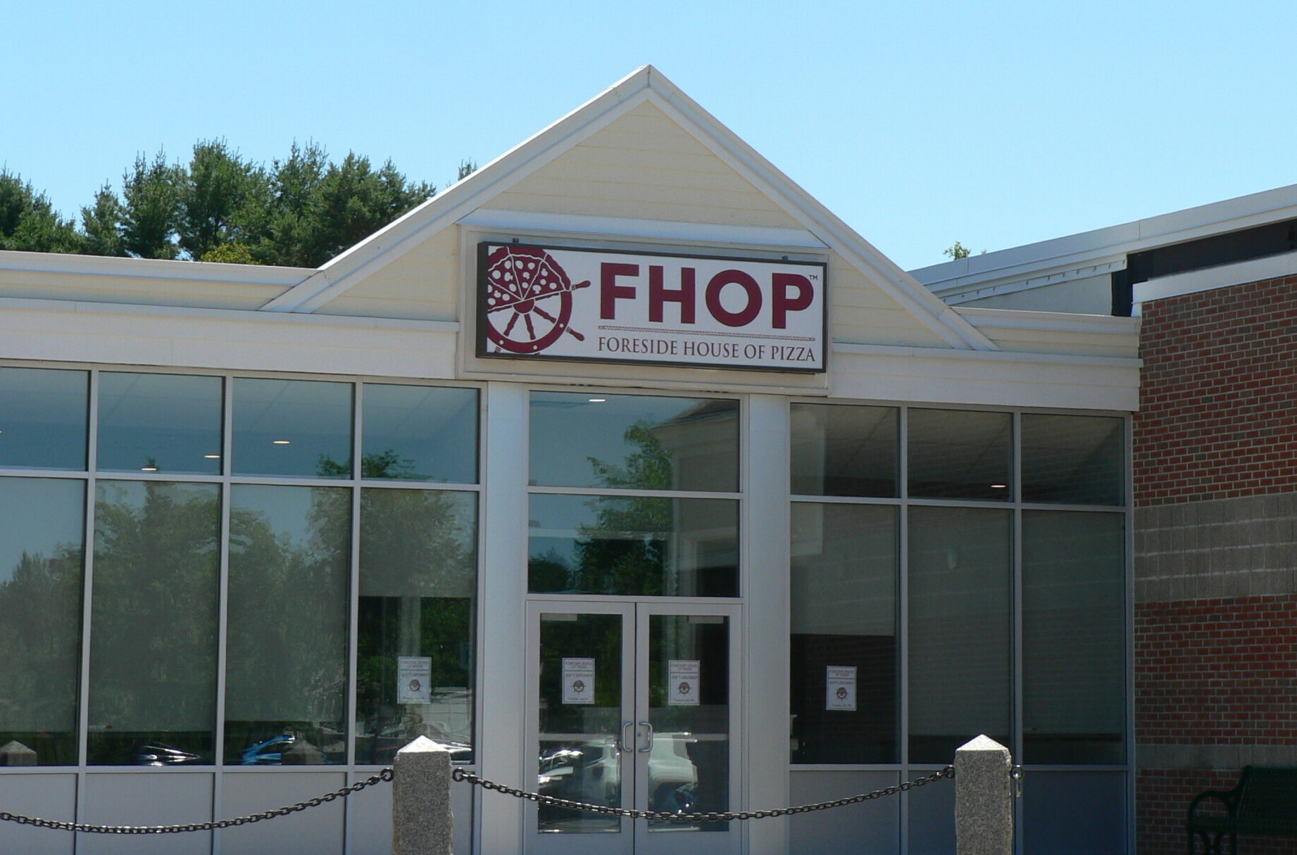 Former Owners Of Falmouth House Of Pizza Acquire Restraining
