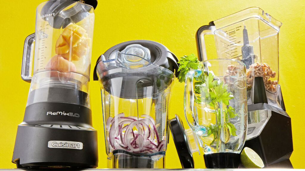 """""""It's a really, really great tool to empower novice cooks and children and people who aren't particularly confident in the kitchen,"""" says Tess Masters, a.k.a. Blender Girl."""