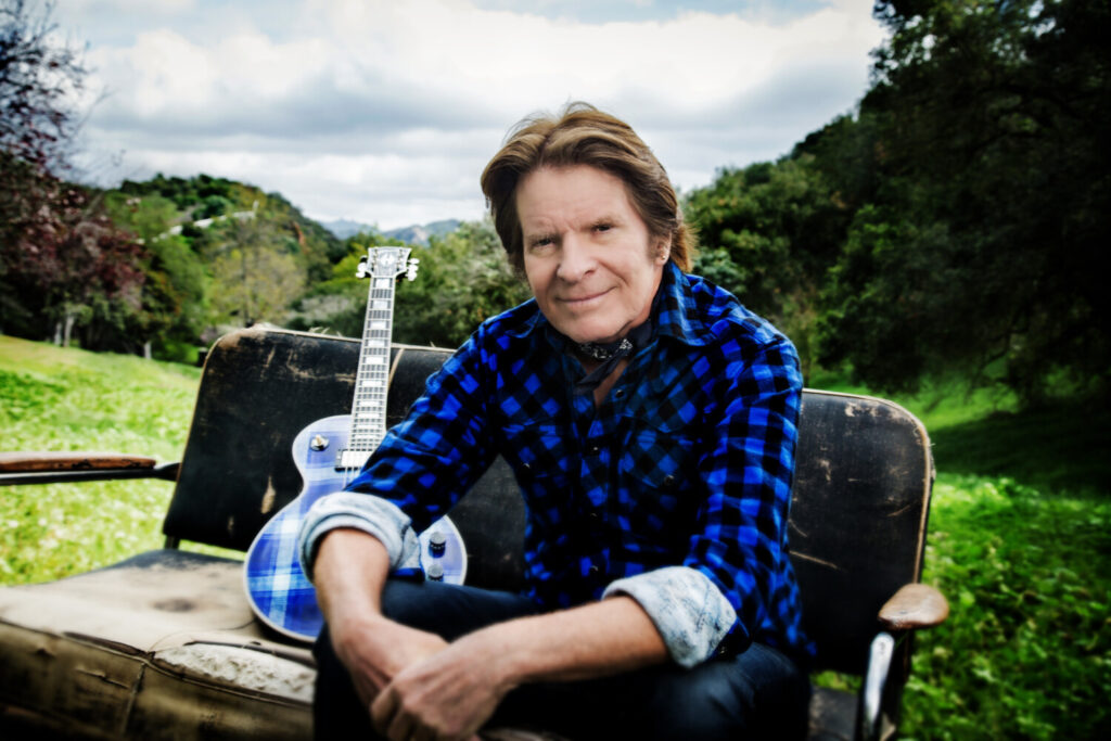 "John Fogerty will bring his ""My 50  Year Trip"" tour to Maine Savings Pavilion at Rock Row in Westbrook on Sunday."