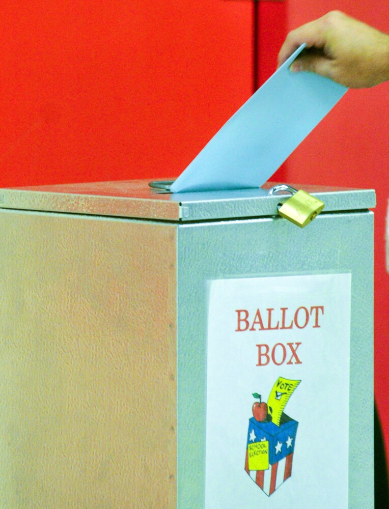 Maine Senate passes ranked-choice voting for March presidential primaries | Lewiston Sun Journal