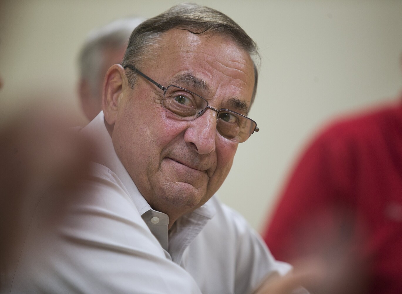 Former Maine Gov. LePage hints he may run again in 2022 - CentralMaine.com