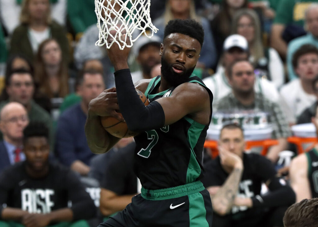 Winslow  Jaylen Brown has been to the Eastern Conference finals twice and has the potential to be a go-to option. Is that enough to entice Boston to give him a max deal when his rookie contract runs out?