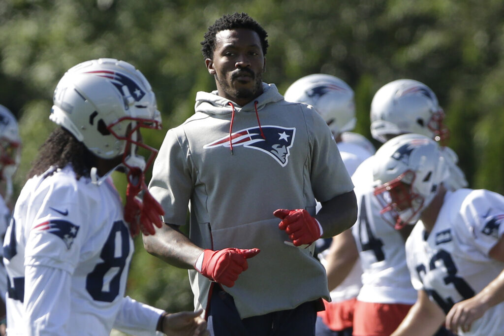 Demaryius Thomas has recovered from the torn left Achilles he suffered with the Texans last season and hopes to make an impact for the Patriots.