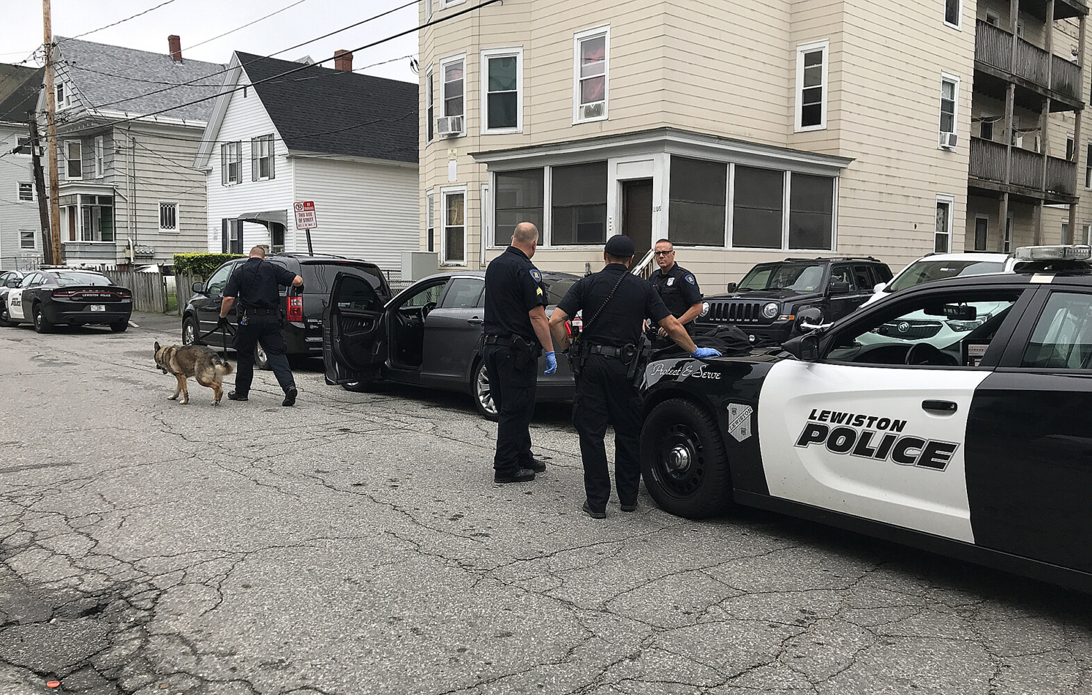 Study: Lewiston one of the worst cities for police - CentralMaine.com