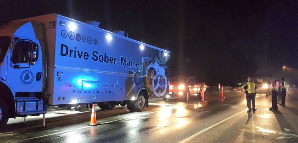 Maine police will be out in force looking for impaired drivers over the holiday weekend.