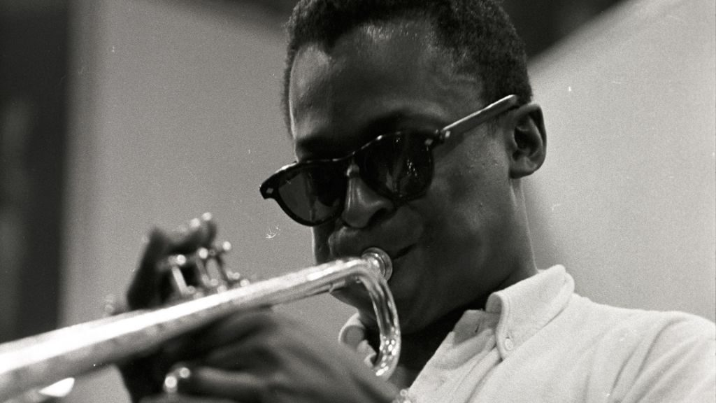 Miles Davis, Round Midnight Recording Session June 1956.