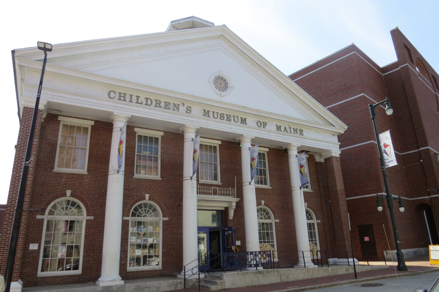 Children's museum sells building to Portland Museum of Art in boost for both - CentralMaine.com