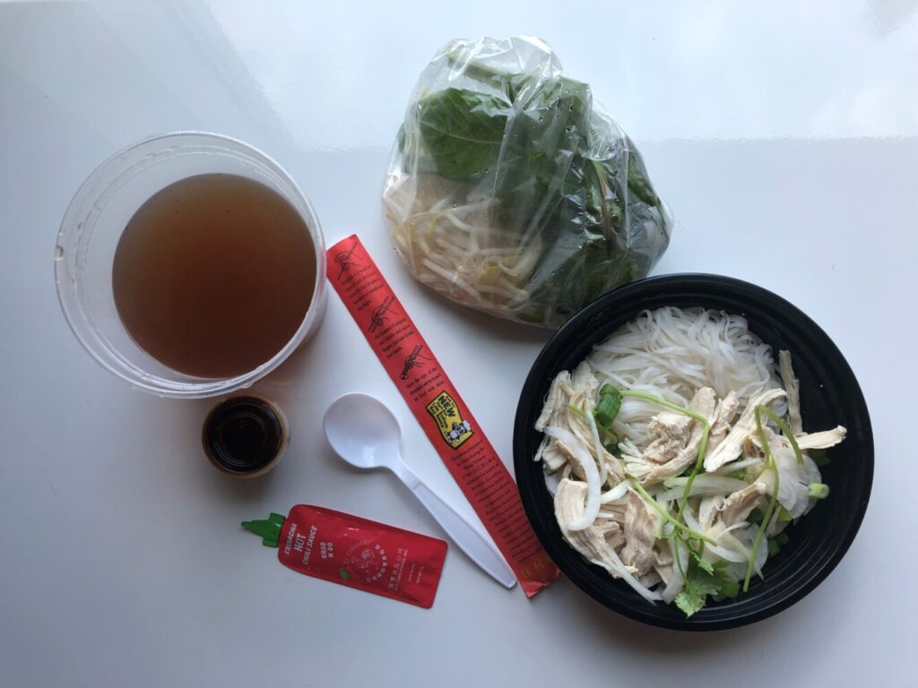 Take out tasty broth, banh mis and bubble tea from Pho Co
