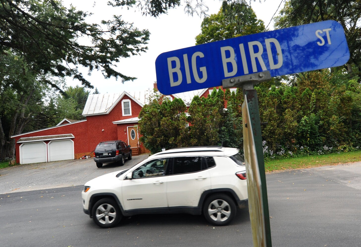 Amy Calder: There are a lot of odd, quirky, peculiar road names - CentralMaine.com