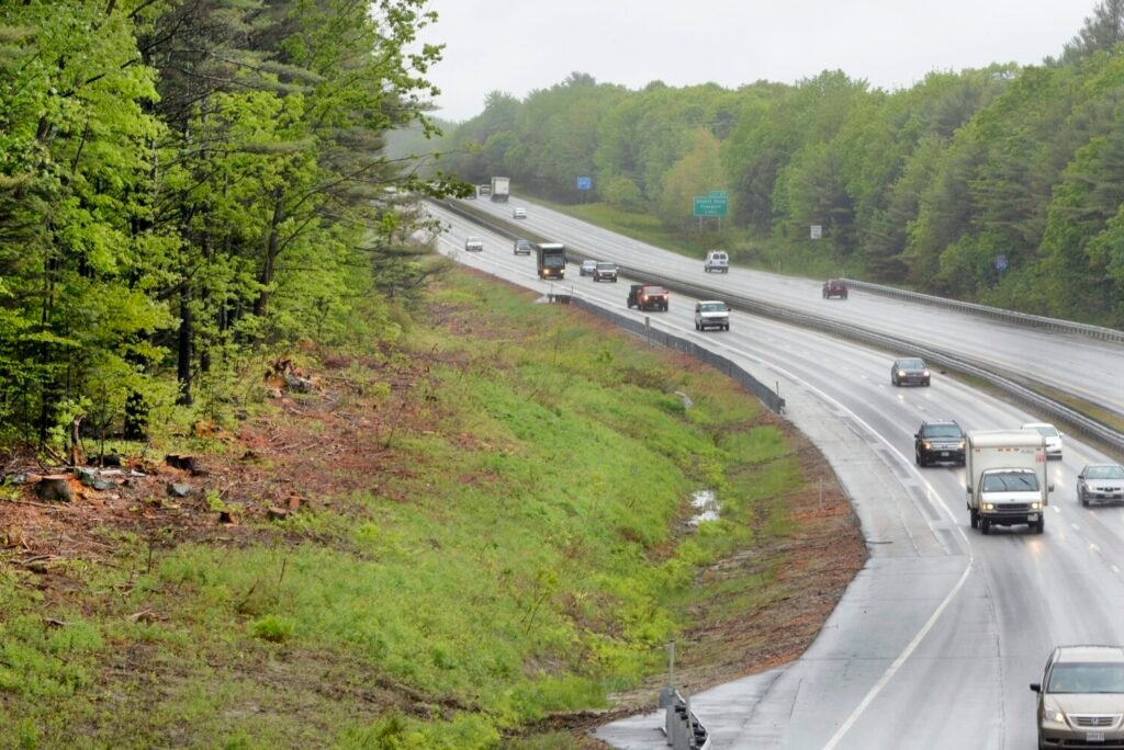 Two bridges along Interstate 295 in Freeport are expected to be replaced with some of a $61 million federal grant announced Wednesday.