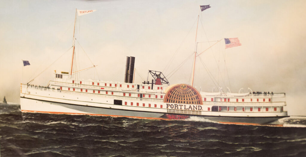 Researchers are exploring the SS Portland shipwreck. Here's how to watch. | Lewiston Sun Journal