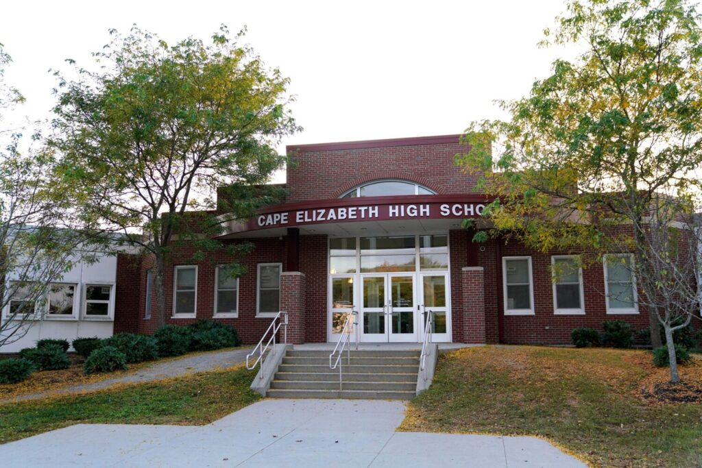 Cape Elizabeth High School