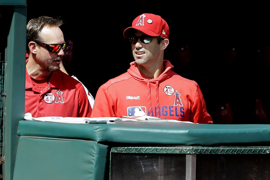 The Los Angeles Angels fired manager Brad Ausmus after just one season, sparking speculation that they will bring in former Cubs manager Joe Maddon as his replacement.