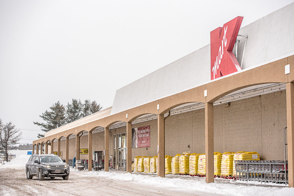 The KMart in Auburn will close by mid-December.