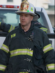 Fire Rescue Chief Terry Bell