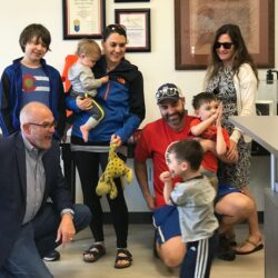Everything Makes Children Autistic >> Hallowell Family Makes Cross Country Journey To Treat Its