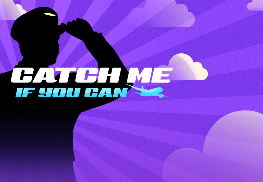 In Standish: 'Catch Me If You Can