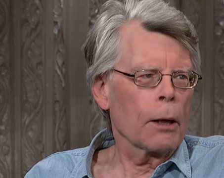 In Late Show appearance, Stephen King says it's time for Sen. Collins to go - CentralMaine.com