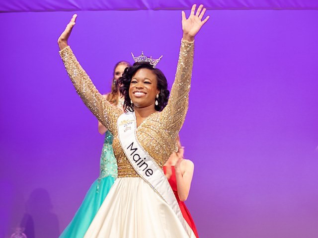 Brunswick woman to compete for Miss America | Lewiston Sun Journal