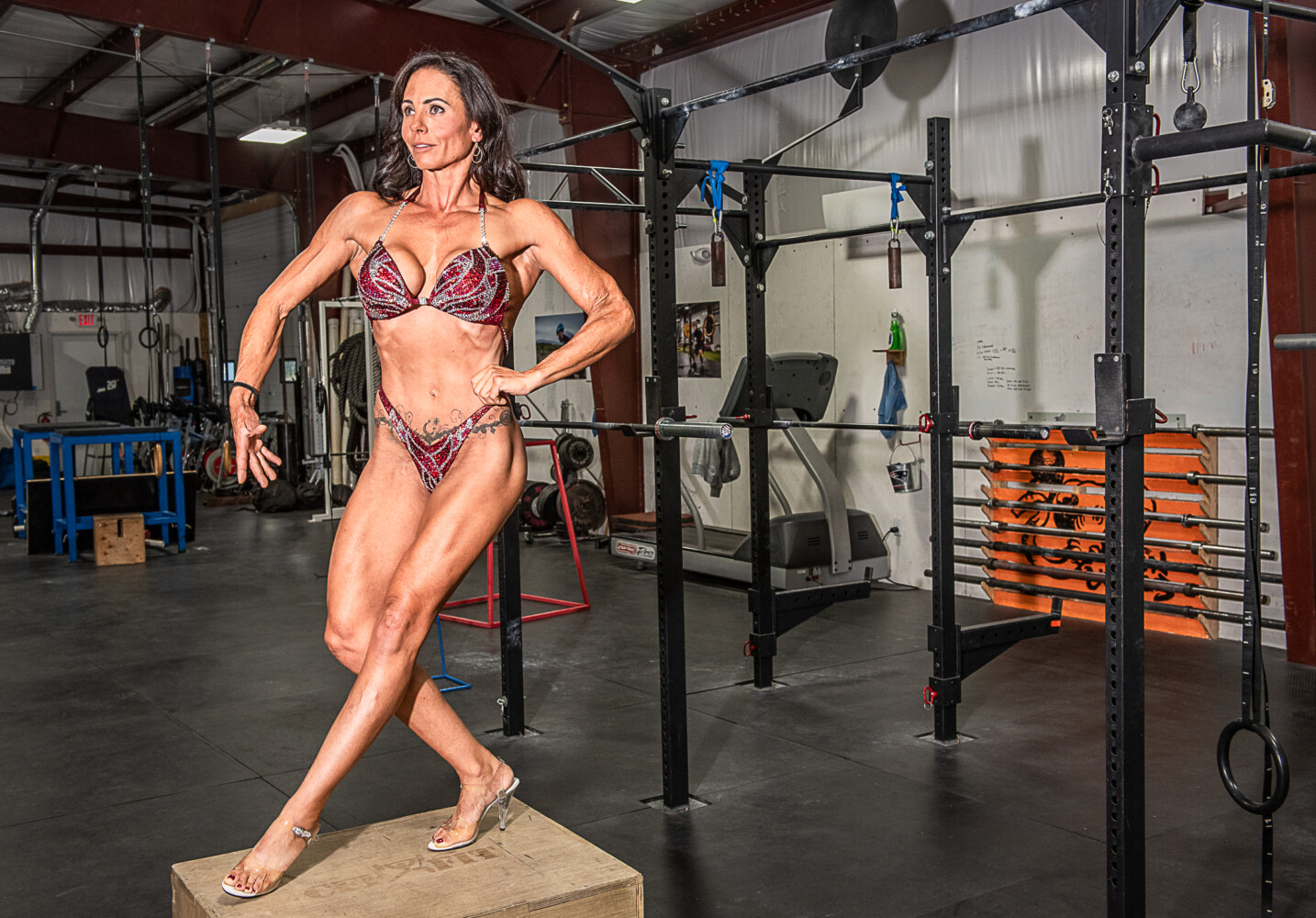 Otisfield native to compete in international bodybuilding competition | Lewiston Sun Journal
