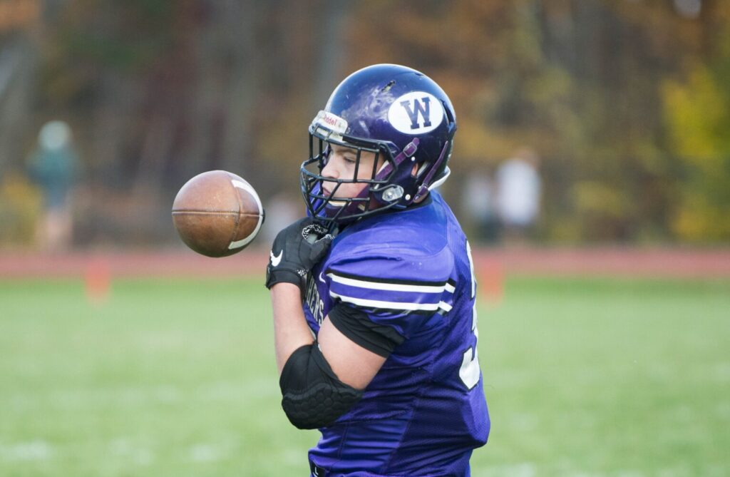 Waterville Senior High School is seeking to move from 11-man to eight-man football beginning this fall.