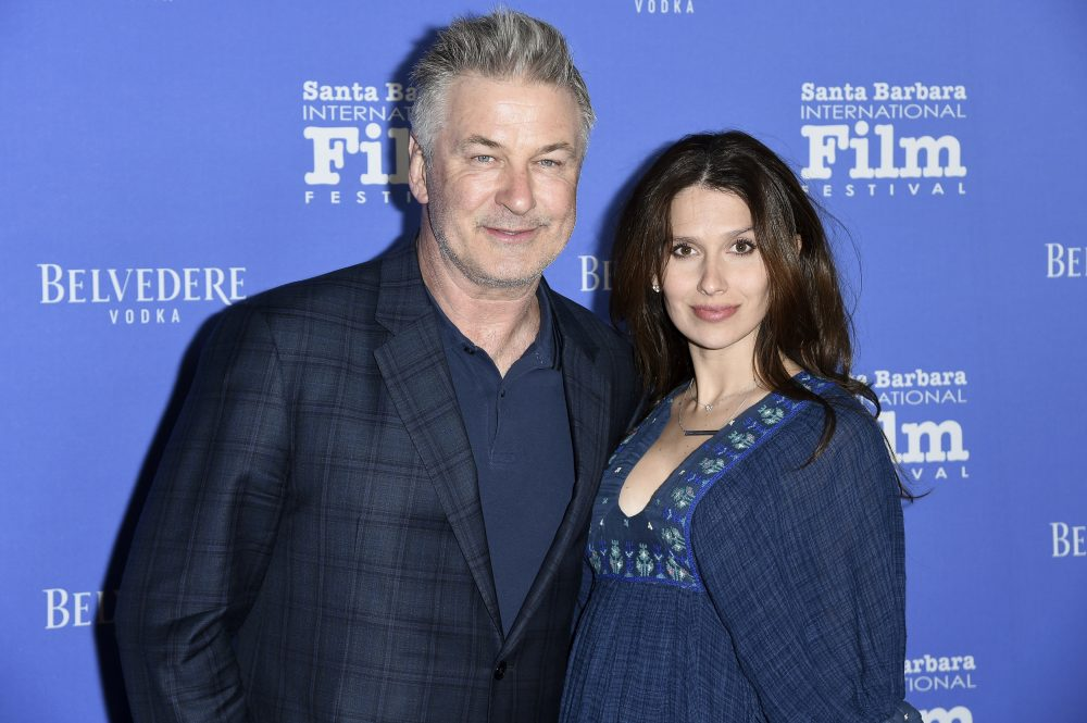 Alec and Hilaria Baldwin at the Santa Barbara International Film Festival in 2018. Baldwin says he fell for a scam Statue of Liberty tour where he says he bought $40 tickets for a boat tour of the Statue of Liberty for his family but was instead escorted to a shuttle bus to New Jersey.