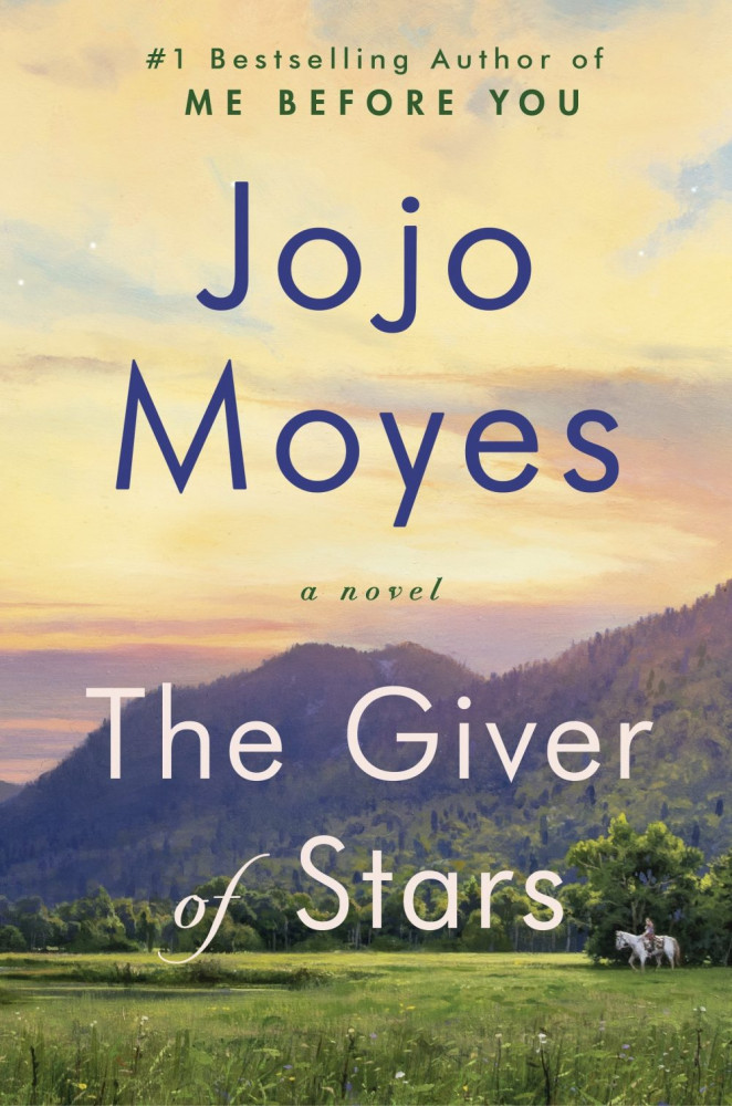 """The Giver of Stars,"" a novel by Jojo Moyes"