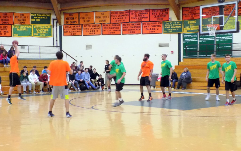 Spruce, LEAP step in to organize annual basketball fundraiser | Lewiston Sun Journal