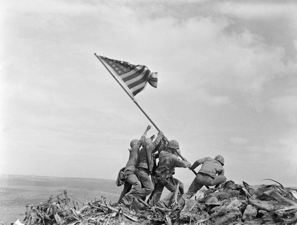 Joseph Owen: Iwo Jima flag-raising photo correction stirs questions about the past - CentralMaine.com