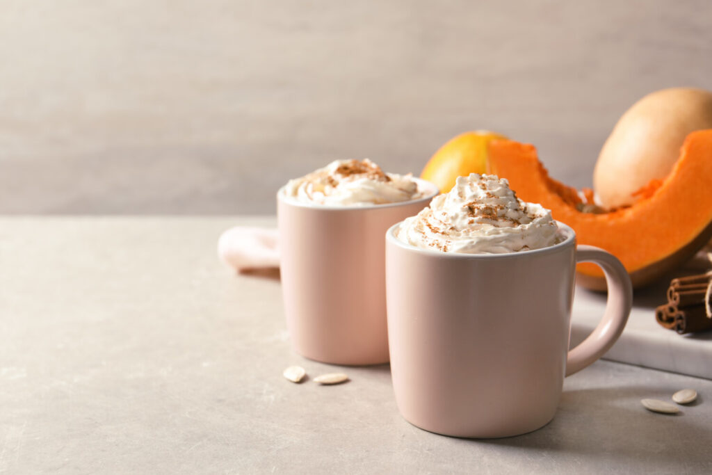 Skip the pricey coffee shop version. This fall, make your own pumpkin spice latte.