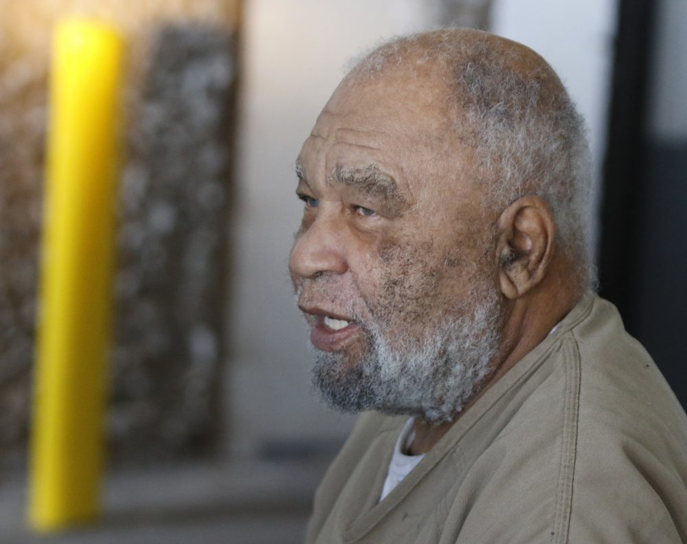 Samuel Little says he strangled his 93 victims, nearly all of them women.