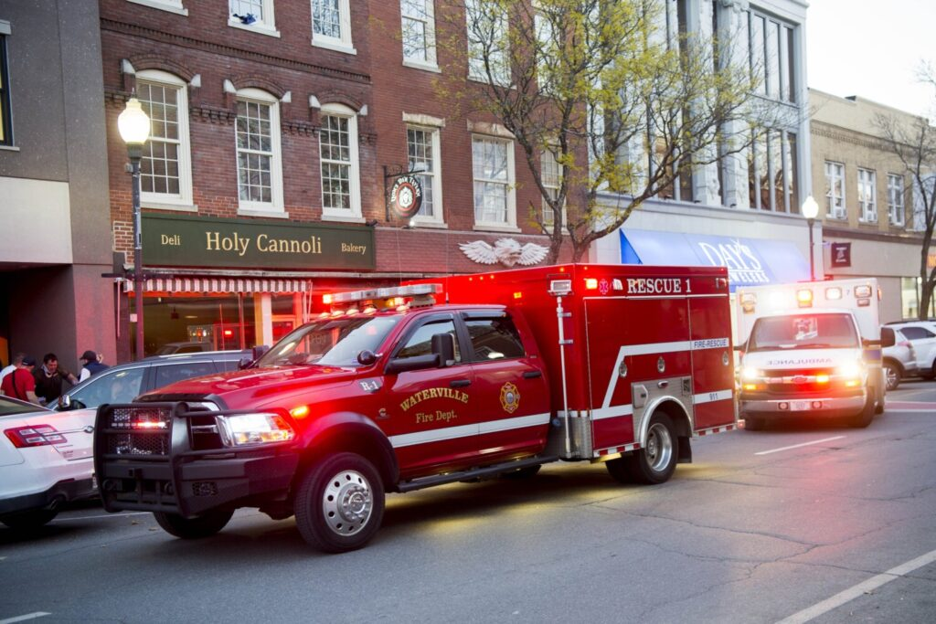 Waterville council postpones voting on ambulance issue - Kennebec Journal & Morning Sentinel