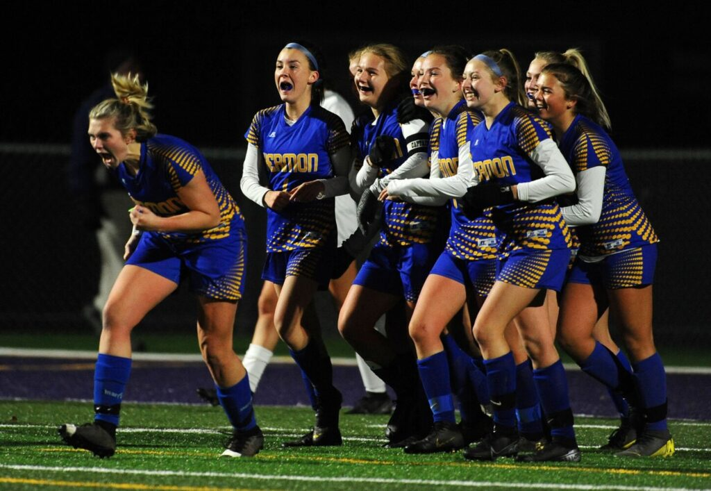 Girls soccer: Hermon tops Waterville in overtime for Class B North title - Kennebec Journal & Morning Sentinel
