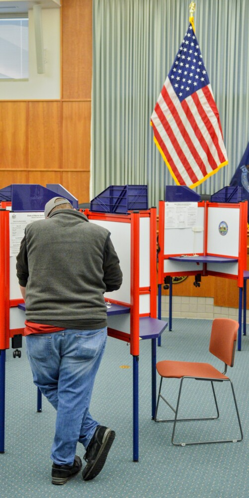 New Hampshire voting law on trial, just weeks before primary - Portland Press Herald