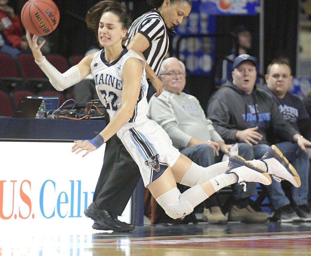 University of Maine forward Blanca Millan, who suffered a season-ending knee injury last season, will return for a fifth season.