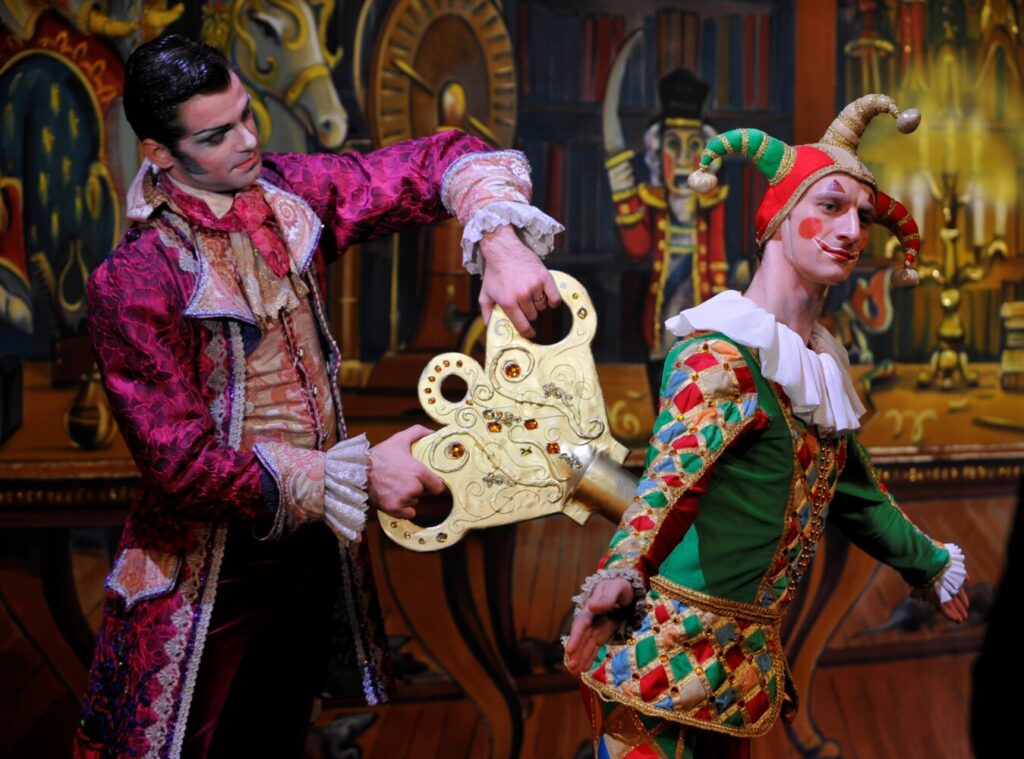 Moscow Ballet's Great Russian Nutcracker will be performed Tuesday at the State Theatre in Portland.