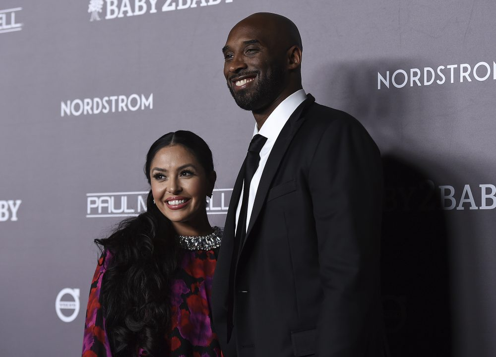 Kobe Bryant among 5 killed after helicopter slams into California hillside | Lewiston Sun Journal