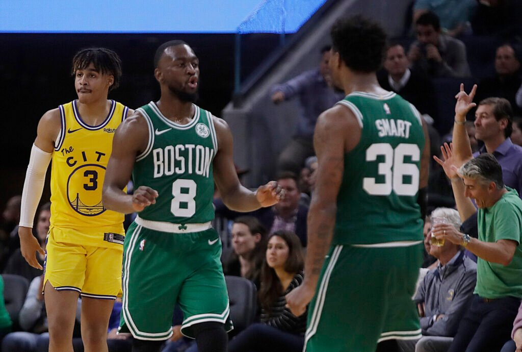 Kemba Walker has helped change the culture in Boston and the Celtics are off to a 10-1 start because of it.