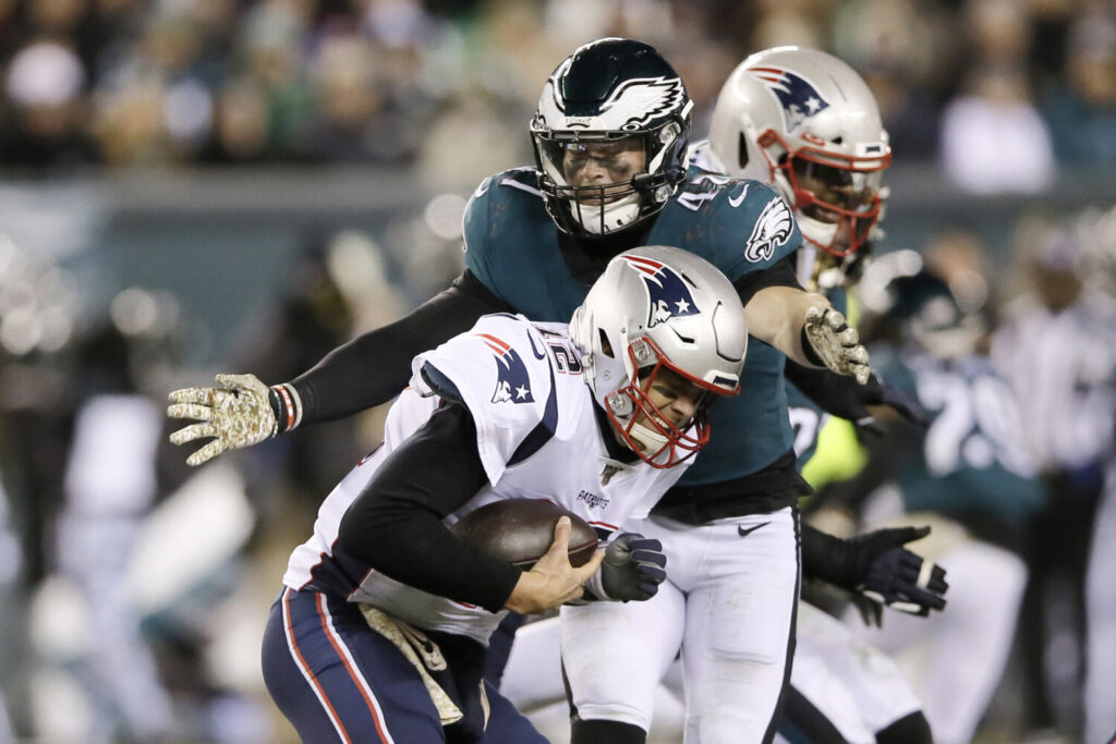 Tom Brady can't completely avoid getting sacked and throwing interceptions, but he has minimized those offense-damaging stats, and one major reason is a willingness to throw the ball away instead of forcing a play that isn't there.