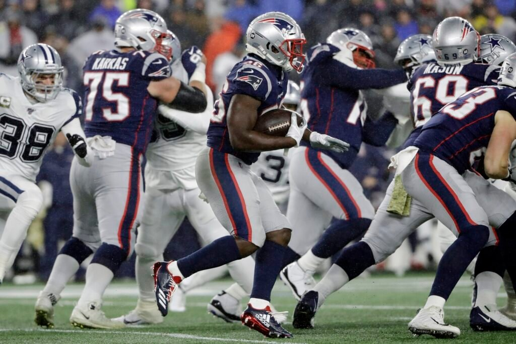 Sony Michel and the Patriots offense showed flashes in their win over Dallas that they may be turning a corner and becoming more productive.